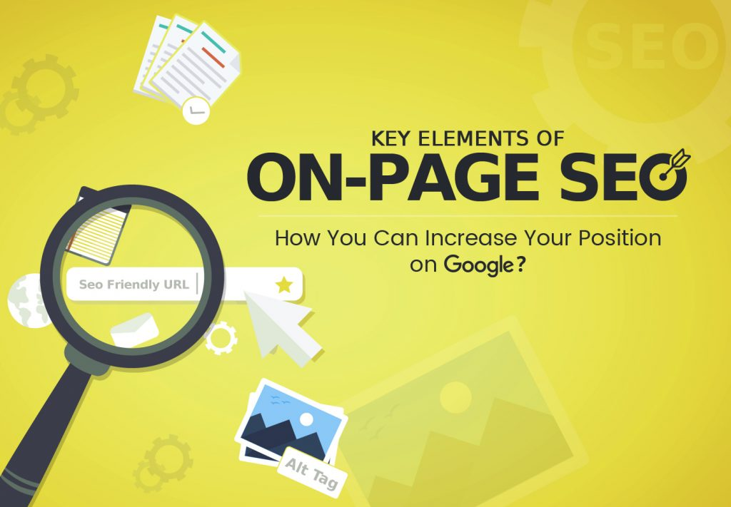 SEO friendly URL is important for on-page SEO