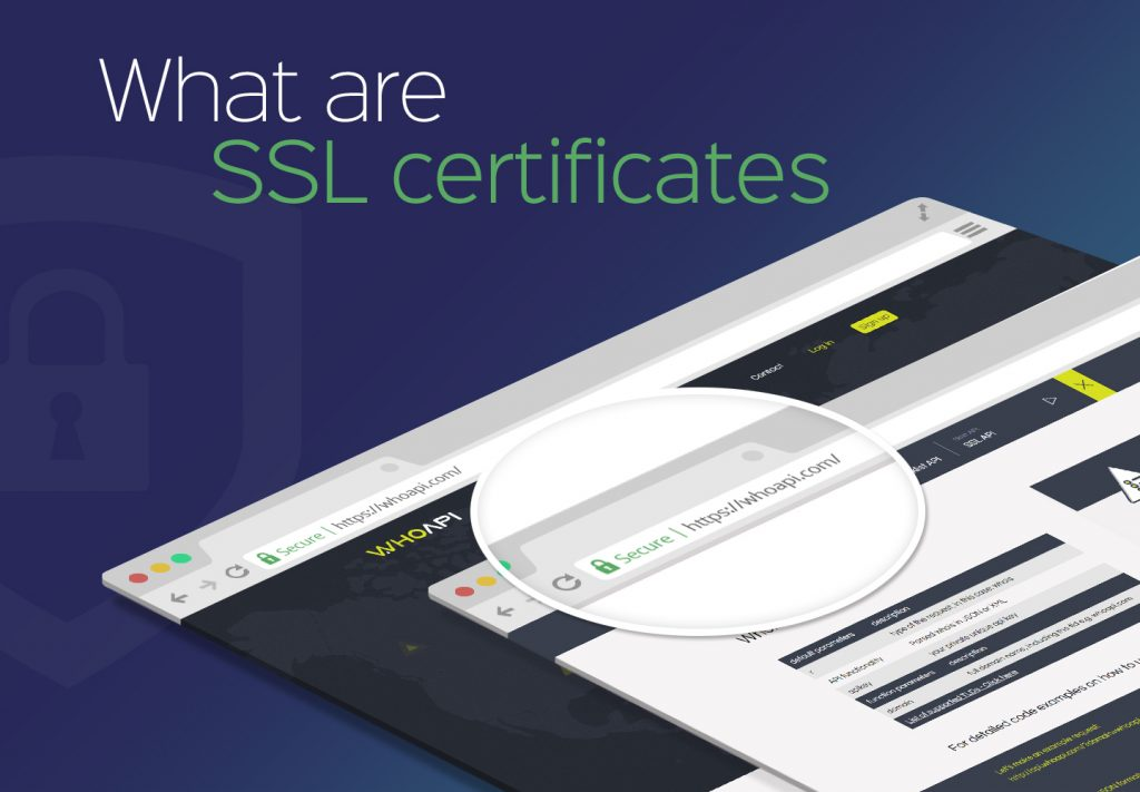 What are the benefits of SSL certificates