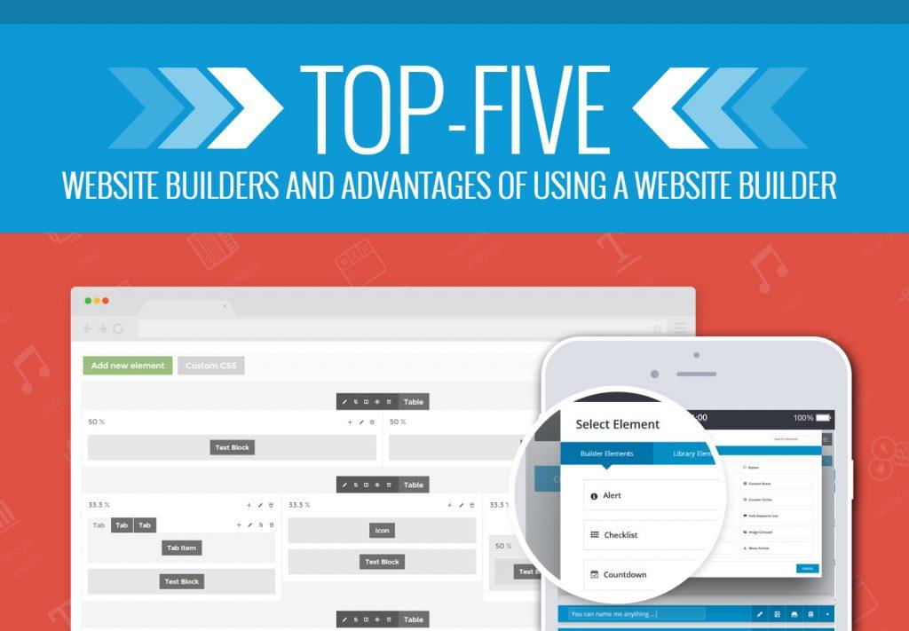 top website builders