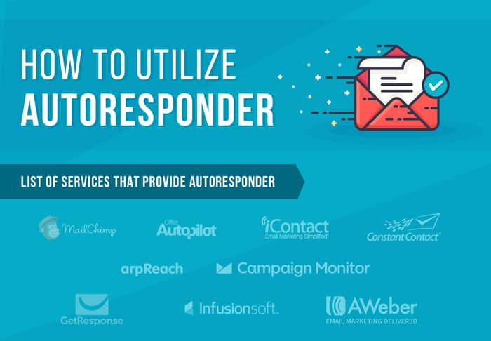 How to use autoresponders