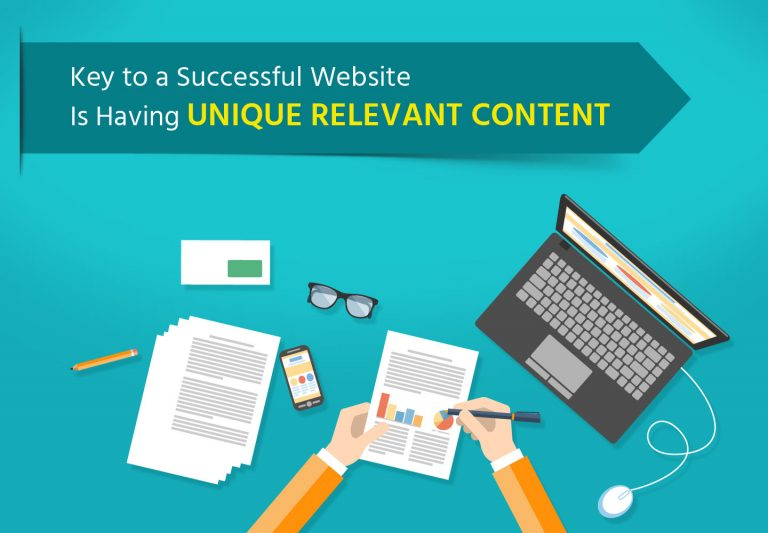 Successful freelance content writer