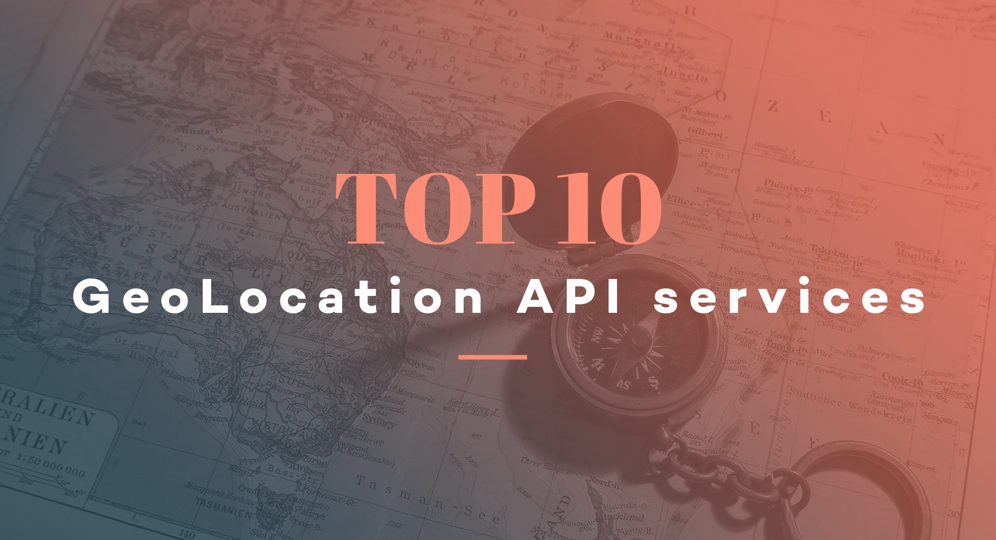 Top 10 geolocation api services